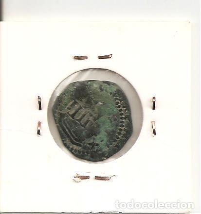 Monedas de España: rara moneda felipe ii 1556-1598 ceca (granada) 2 cuartos 2 maravedís (cobre). mbc - Foto 2 - 103320343