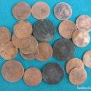 Monedas de España: MONEDAS DE COBRE. Lote 112187796