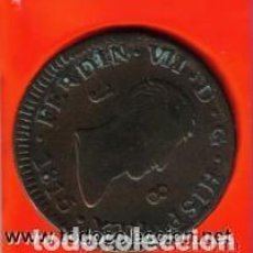 Monedas de España: FERNANDO VII - 8 MARAVEDIS 1815 MBC . Lote 103821651