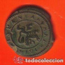Monedas de España: FELIPE III - 4 MARAVEDIS 1618 MBC . Lote 103822123