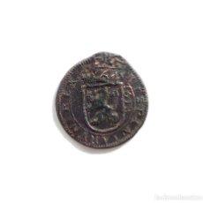 Monedas de España: FELIPE III .- 8 MARAVEDIS 1618 SEGOVIA. RESELLO XII MARAVEDIS. Lote 104194703
