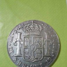 Monedas de España: MONEDA 8 REALES DE PLATA. FERNANDO VII. 1824. Lote 104304414