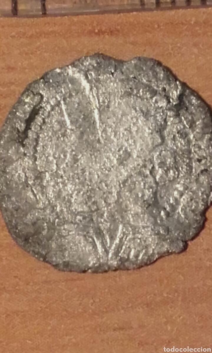 Monedas de España: MONEDA 783 FERNANDO E ISABEL PLATA 1/4 REAL CECA DE BURGOS SE LEE B - MARCA DE CECA EN REVERSO - Foto 5 - 37844843