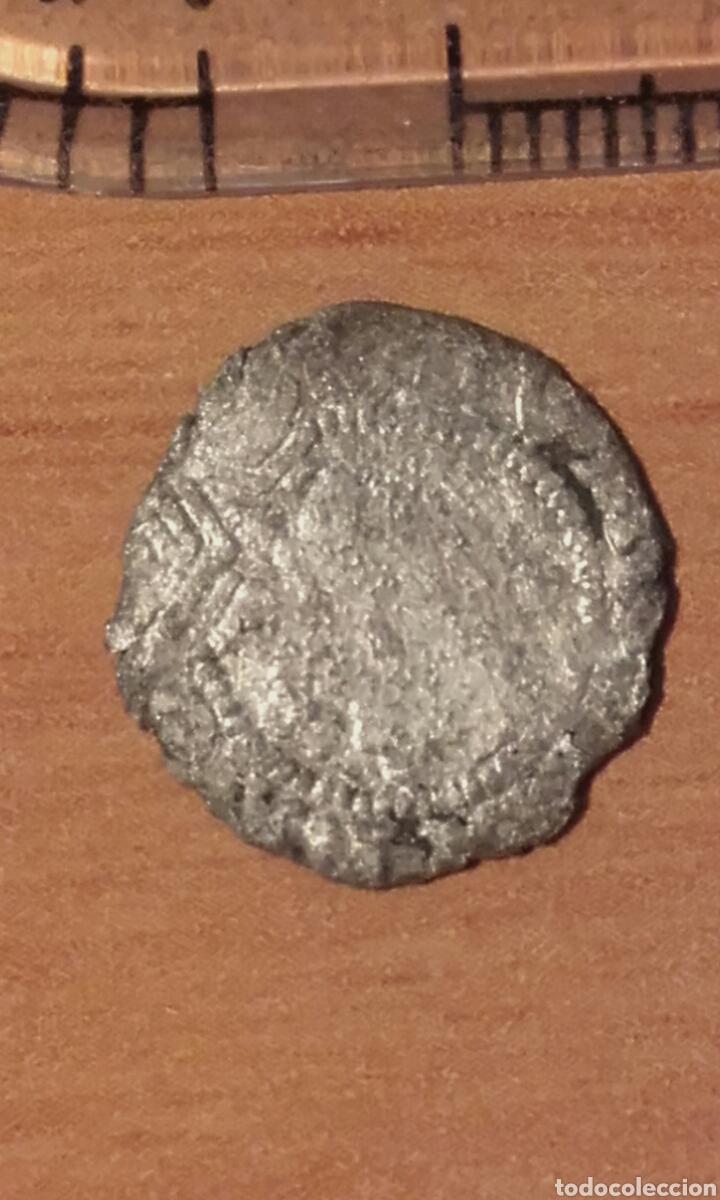 Monedas de España: MONEDA 783 FERNANDO E ISABEL PLATA 1/4 REAL CECA DE BURGOS SE LEE B - MARCA DE CECA EN REVERSO - Foto 6 - 37844843