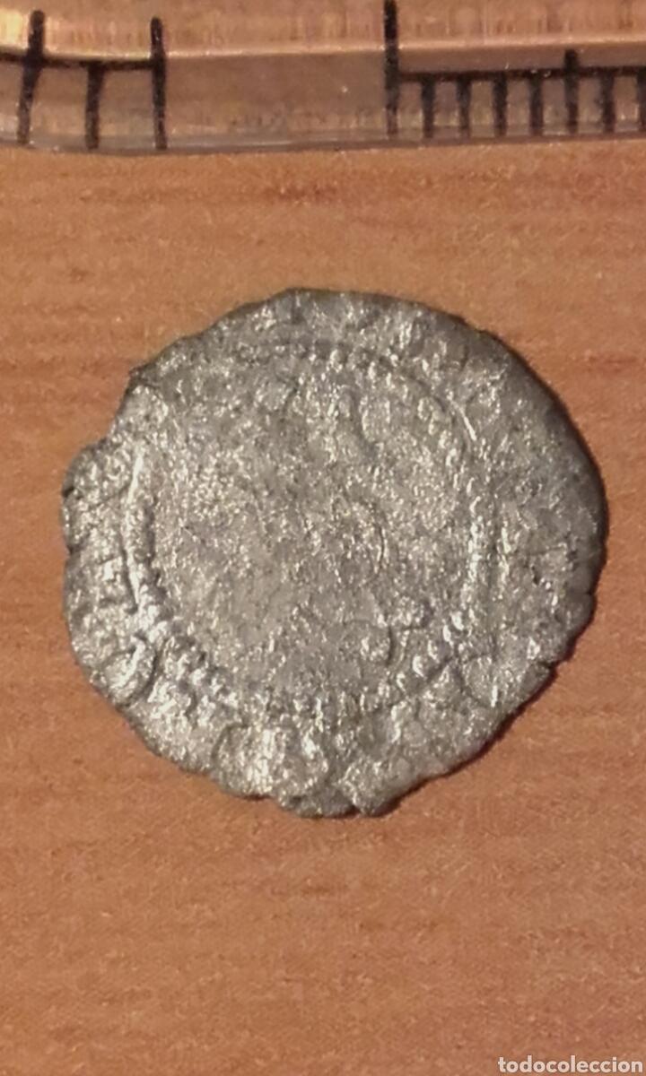 Monedas de España: MONEDA 783 FERNANDO E ISABEL PLATA 1/4 REAL CECA DE BURGOS SE LEE B - MARCA DE CECA EN REVERSO - Foto 7 - 37844843