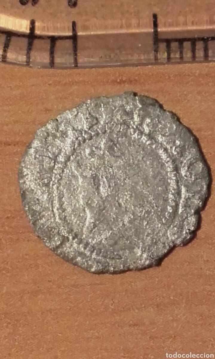 Monedas de España: MONEDA 783 FERNANDO E ISABEL PLATA 1/4 REAL CECA DE BURGOS SE LEE B - MARCA DE CECA EN REVERSO - Foto 8 - 37844843
