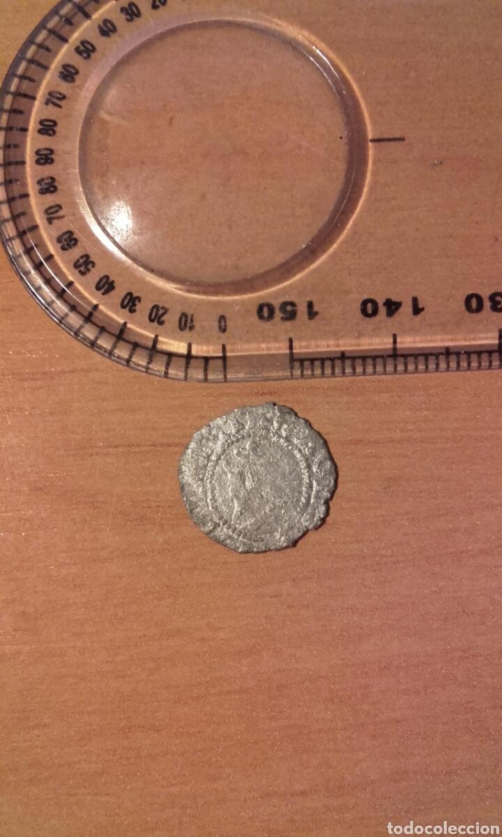 Monedas de España: MONEDA 783 FERNANDO E ISABEL PLATA 1/4 REAL CECA DE BURGOS SE LEE B - MARCA DE CECA EN REVERSO - Foto 9 - 37844843