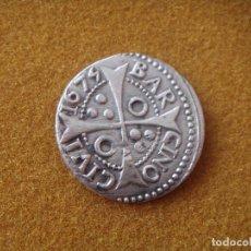 Monedas de España: 1675 BARCELONA - CROAT PLATA - 1 REAL - CARLOS II - CAROL II.. Lote 105568695