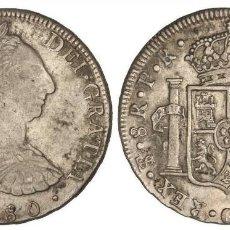 Monedas de España: 8 REALES CARLOS III 1780 POTOSÍ P.R.. Lote 106644979