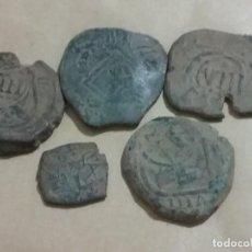 Monedas de España: RESELLOS.. Lote 106651475