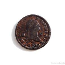 Monedas de España: CARLOS IV - 2 MARAVEDIS 1803 SEGOVIA. . Lote 107200207