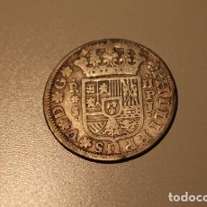 Monedas de España: MONEDA DE PLATA. 2 REALES. FELIPE V. 1737.. Lote 107858103