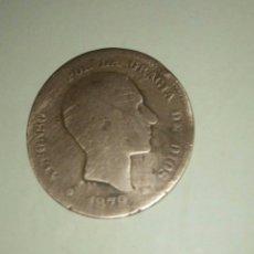Monedas de España: MONEDA COBRE 10 CENTIMOS ALFONSO XII 1879. Lote 108295400