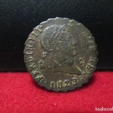 Monedas de España: 2 MARAVEDIS 1829 FERNANDO VII CECA SEGOVIA. Lote 108330079
