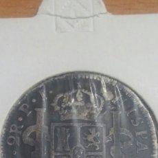 Monedas de España: MONEDA PLATA 2 REALES FERNANDO VI 1817 MBC. Lote 110824346