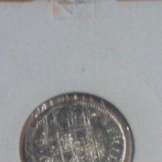 Monedas de España: MONEDA PLATA 1 /2 REAL FELIPE V. 1726 SEGOVIA. Lote 110827275