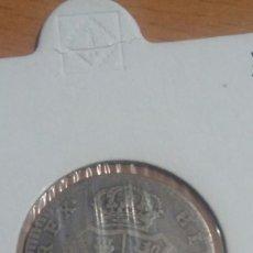 Monedas de España: MONEDA CARLOS IIII 1 REAL MADRID EBC. Lote 110827814