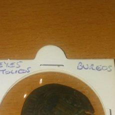 Monedas de España: MONEDA ESPAÑOLA REYES CATÓLICOS BURGOS 4 MARAVEDÍ. Lote 110881346