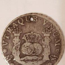 Monedas de España: FELIPE V. 4 REALES DE PLATA. CECA MÉJICO. 1740 MF. Lote 110935611