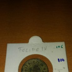 Monedas de España: MONEDA ESPAÑA. FELIPE VI 8 MARAVEDÍ MADRID. Lote 111024584