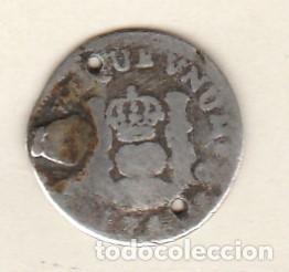 FELIPE V- 1/2 REAL- 1740-MEXICO MF (Numismática - España Modernas y Contemporáneas - De Reyes Católicos (1.474) a Fernando VII (1.833))
