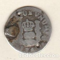 Monedas de España: FELIPE V- 1/2 REAL- 1740-MEXICO MF. Lote 111063855