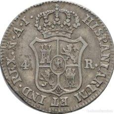 Monedas de España: JOSÉ NAPOLEÓN! 4 REALES 1809 MADRID! MBC+/EBC- PLATA!. Lote 111438343