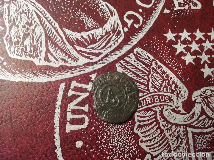 MONEDA MEDIEVAL A IDENTIFICAR (Numismática - España Modernas y Contemporáneas - De Reyes Católicos (1.474) a Fernando VII (1.833))