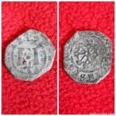 Monedas de España: MONEDA FELIPE III 4 CORNADOS NAVARRA 1614.MUY ESCASA. Lote 112857096