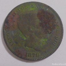 Monedas de España: MONEDA. 10 CENTIMOS. 1878. ALFONSO XII. VER. Lote 112969895