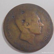 Monedas de España: MONEDA. 10 CENTIMOS. 1878. ALFONSO XII. VER. Lote 112970231
