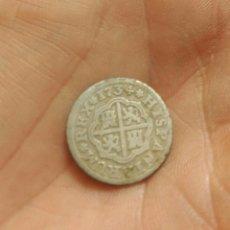Monedas de España: REAL FELIPE V DE SEVILLA PA 1734. Lote 113214222