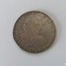 Monedas de España: 8 REALES CARLOS III AÑO 1786 MEXICO. Lote 113333391