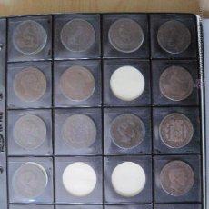 Monedas de España: CTMS , LOTE 10 CENTIMOS COBRE 15 MONEDAS. Lote 35027161