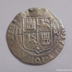 Monedas de España: MONEDA. 2 REALES. CARLOS Y JUANA. PLATA. MEJICO. 1506 - 1516. PESO: 5.2 GRAMOS. Lote 115067943