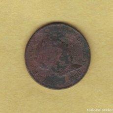 Monedas de España: ISABEL II 10 CÉNTIMOS DE REAL SEGOVIA 1860 M240. Lote 115734615