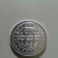 Monedas de España: 8 REALES FELIPE V 1702. REPRODUCCIÓN. Lote 116199556