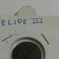 Monedas de España: FELIPE LLL 2 MARAVEDIS BURGOS. Lote 118062687