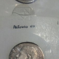 Monedas de España: 50 CÉNTIMOS PLATA ALFONSO XLLL 1885 EBC ESTRELLA 86. Lote 118175818