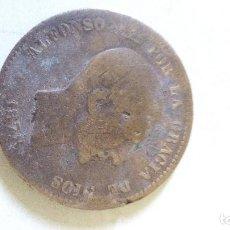 Monedas de España: MONEDA 10 CÉNTIMOS 1878. Lote 118234431