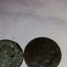 Monedas de España: MONEDAS DE ALFONSO XII 1879. Lote 120681098