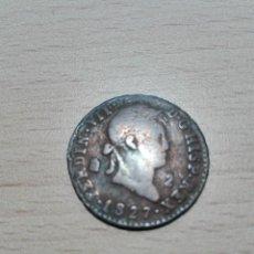 Monedas de España: 2 MARAVEDIES 1827. FERNANDO VII. Lote 120936043