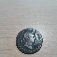 Monedas de España: 2 MARAVEDIES 1830 FERNANDO VII. Lote 120936683