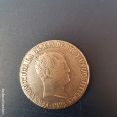 Monedas de España: FERNANDO VII 1823 20 R.. Lote 121425919
