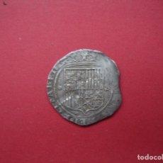 Monedas de España: 1 REAL DE PLATA REYES CATOLICOS CECA SEVILLA. Lote 123289235