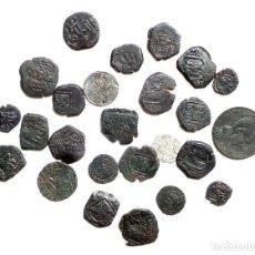 Monedas de España: LOTE DE MONEDAS BUENA CONSERVACIÓN DIFERENTES ÉPOCAS. Lote 124986975