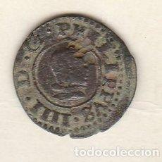 Monedas de España: FELIPE IV- 8 MARAVEDIS-1662-MADRID-SR. Lote 125930699