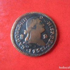 Monedas de España: CARLOS IV. 2 MARAVEDIES ACUÑADOS EN 1799. SEGOVIA. #MN. Lote 126018763
