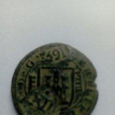 Monedas de España: FELIPE III - SEGOVIA - VIII MARAVEDIS -AÑO 1614 -RESELLADA 3 FECHAS Y 3 VALORES. Lote 126197799
