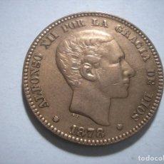 Monete da Spagna: 25SCH16 ESPAÑA 10 CÉNTIMOS ALFONSO XII 1878. Lote 126375391